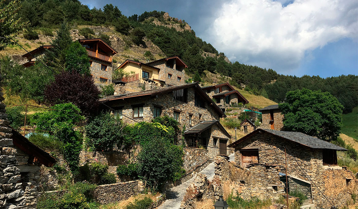 Passive residency in Andorra